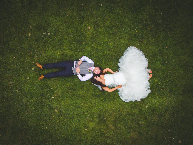 Drone Wedding Photography.A M 0031 Gemma Willis Photography Gemma Willis Photography