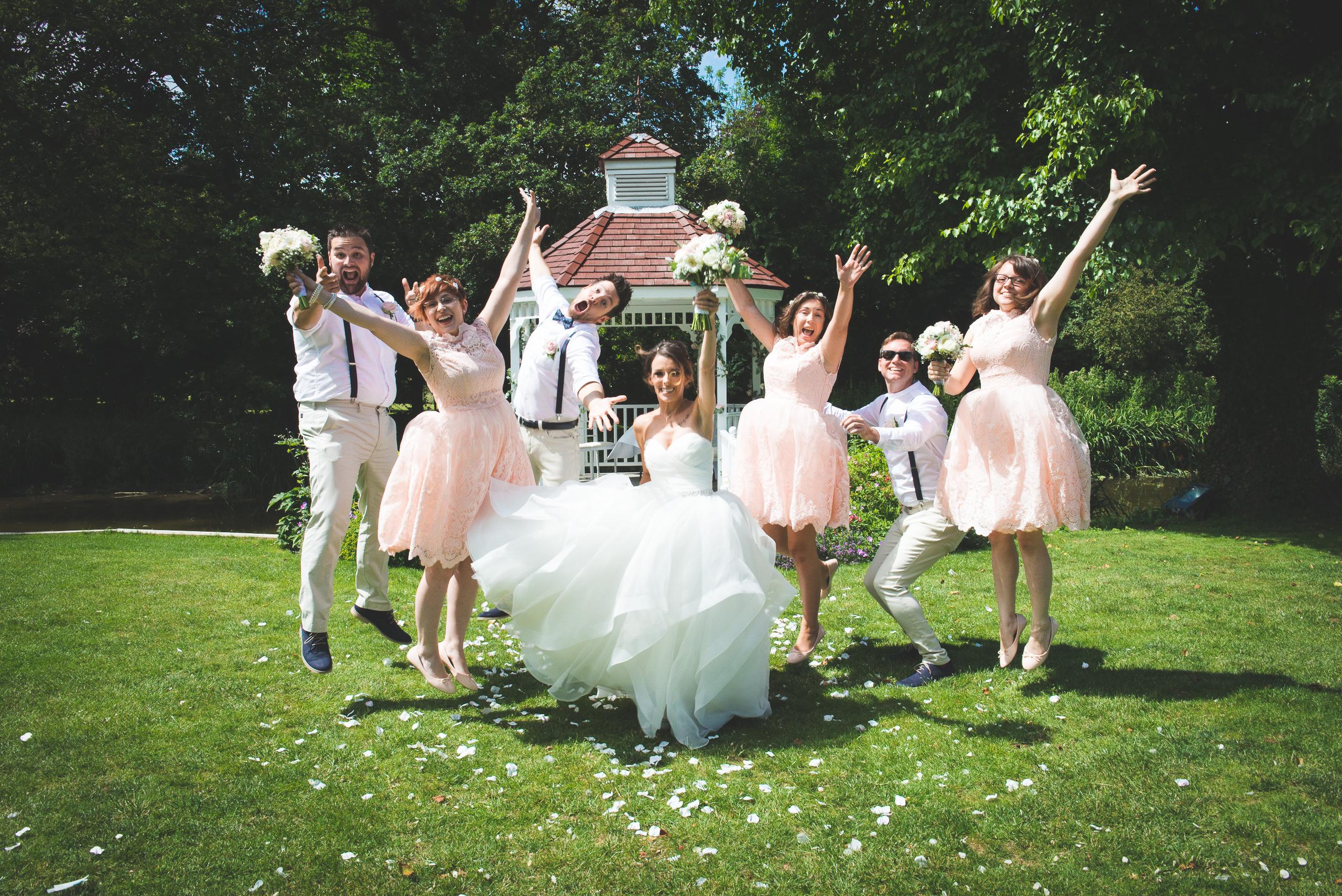Family photos, group wedding shot, Bridesmaids, wedding photography, sheene mill, disney inspired wedding