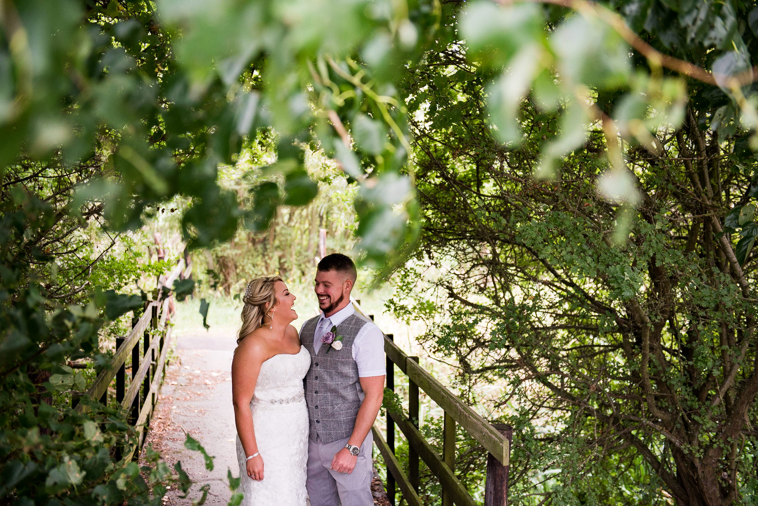Wedding Photography, Grendon Lakes,