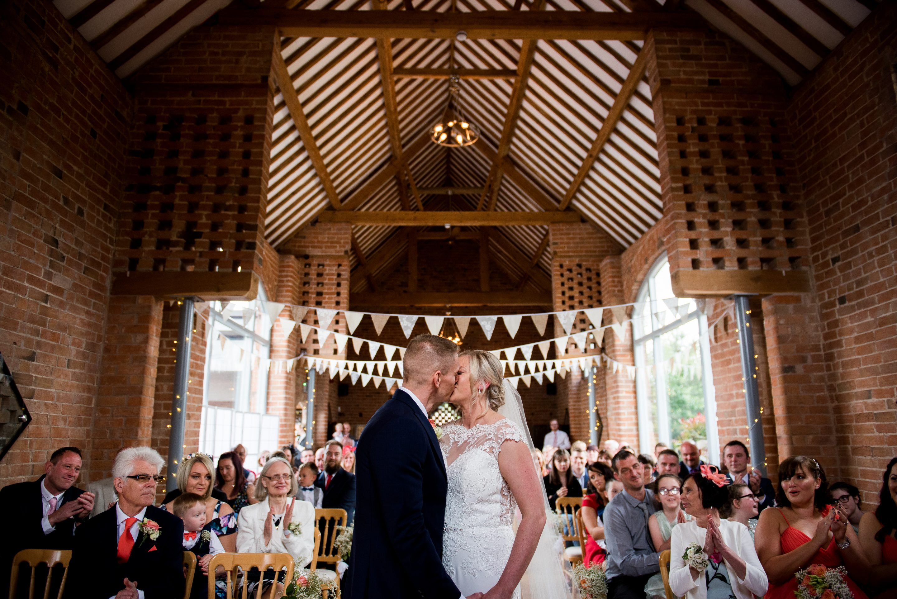 Swallows Nest Barn - Wedding